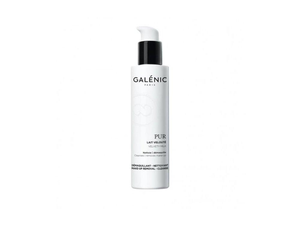 Galenic Pur - Lait démaquillant douceur - Aπαλό γαλάκτωμα καθαρισμού - 200ml