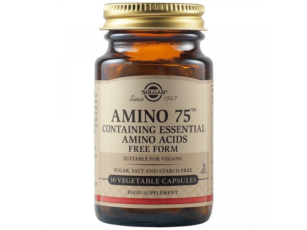 Solgar Amino 75  30Vegs. Caps