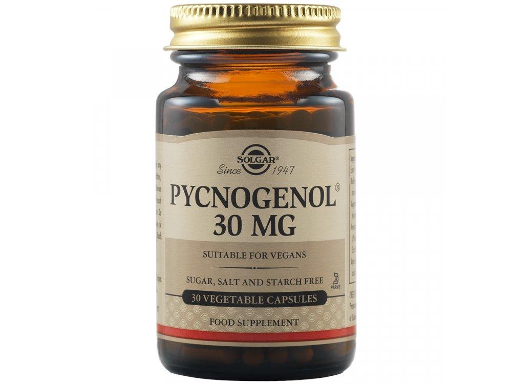 Solgar Pycnogenol 30mg 30Vegs.Caps