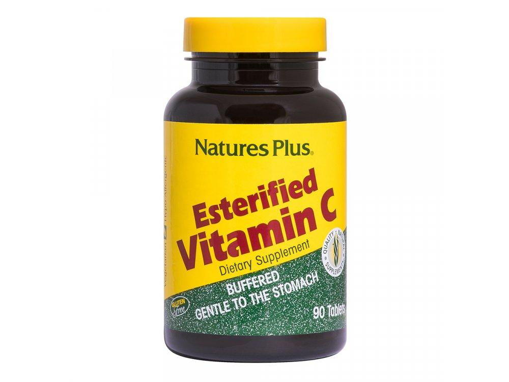 Nature's Plus Esterified Vitamin C 90tabs