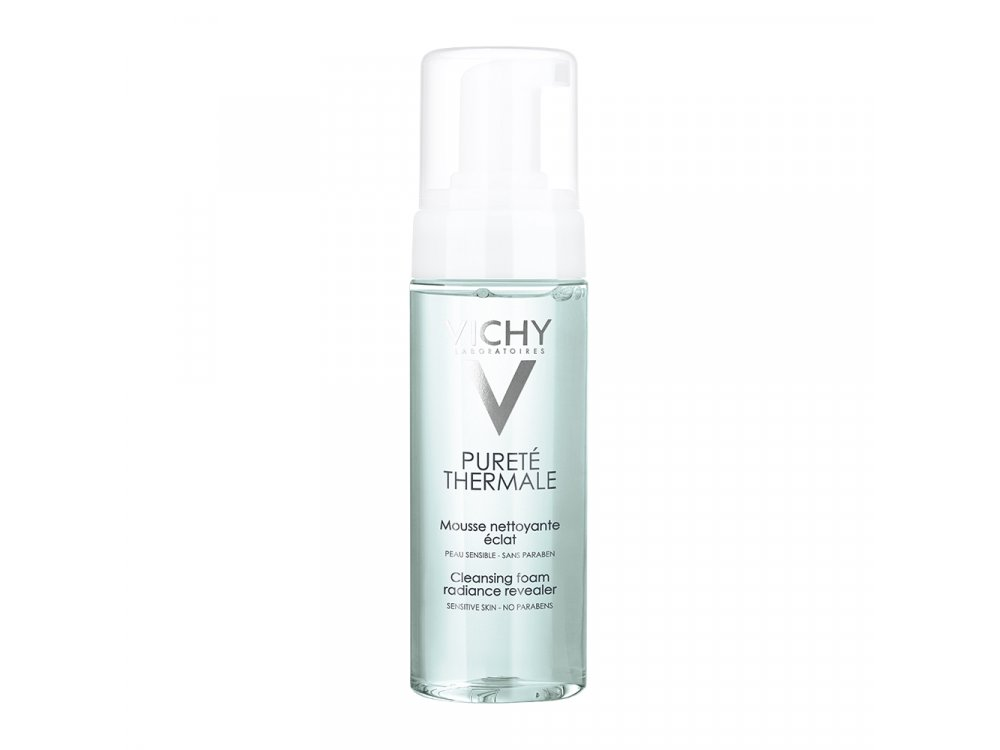 Vichy Purete Thermale Purifying Moussante Nettoyante Eclat Foaming Water 150ml