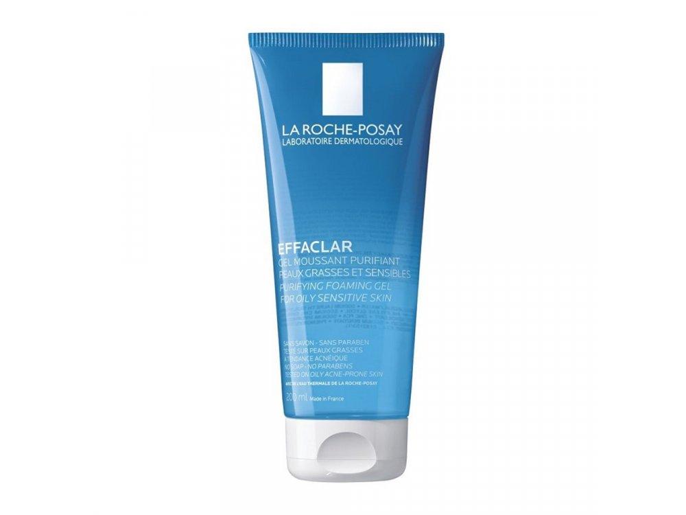 La Roche Posay Effaclar Cleansing Foaming Gel 200ml