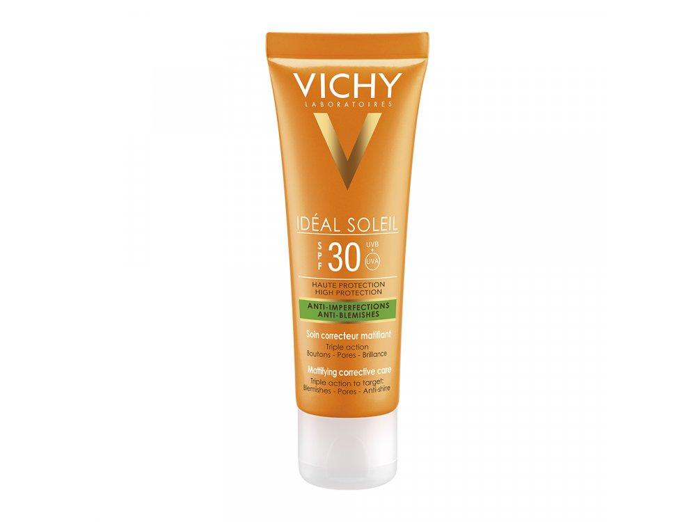Vichy Ideal Soleil Anti-blemish SPF30 50ml