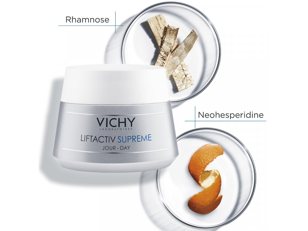 Vichy Liftactiv Supreme Day Cream - normal to combination 50ml