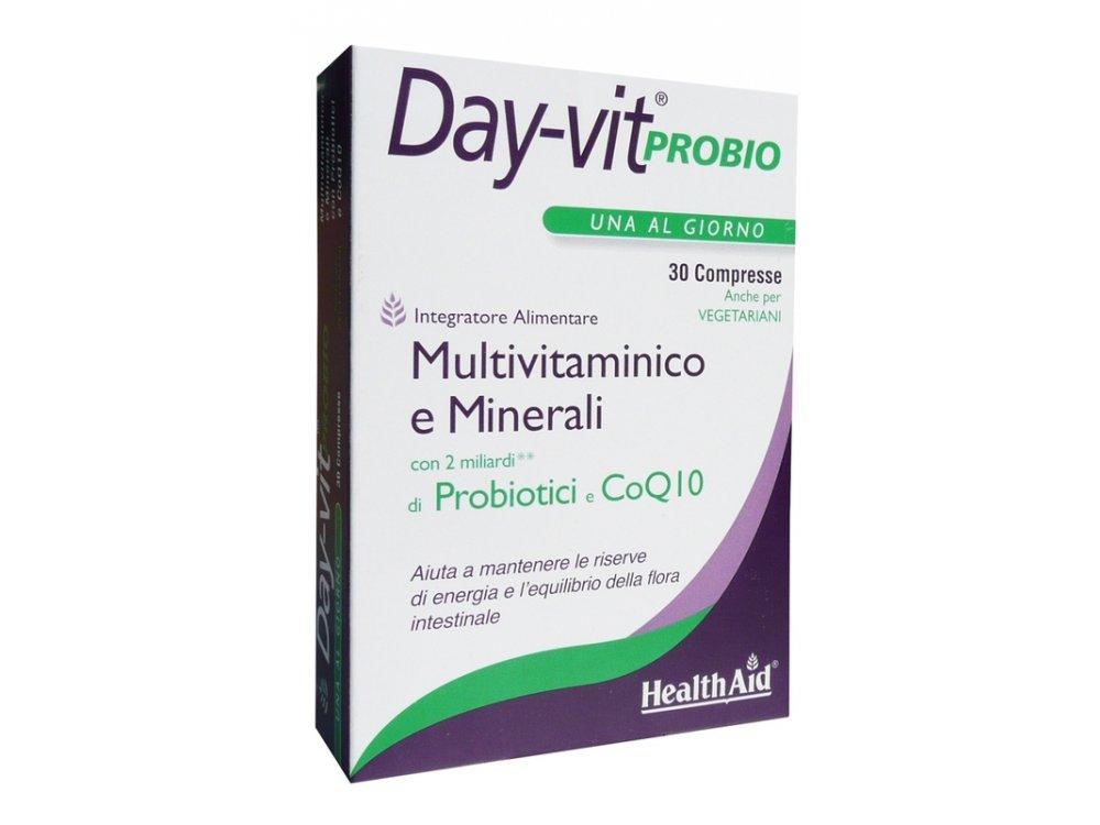 Health Aid Day-Vit Probiotic  30tabs
