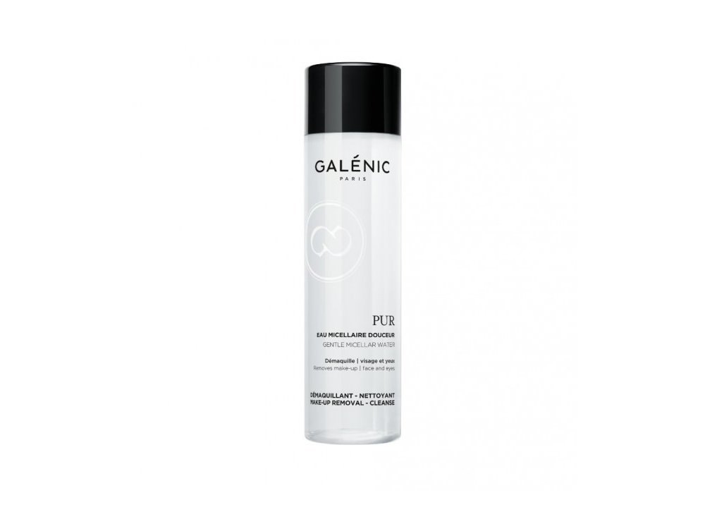 Galenic Pur - Εau Démaquillante Micellaire Visage et Yeux - Αδιάβροχο καθαριστικό με μικύλλια-400ml
