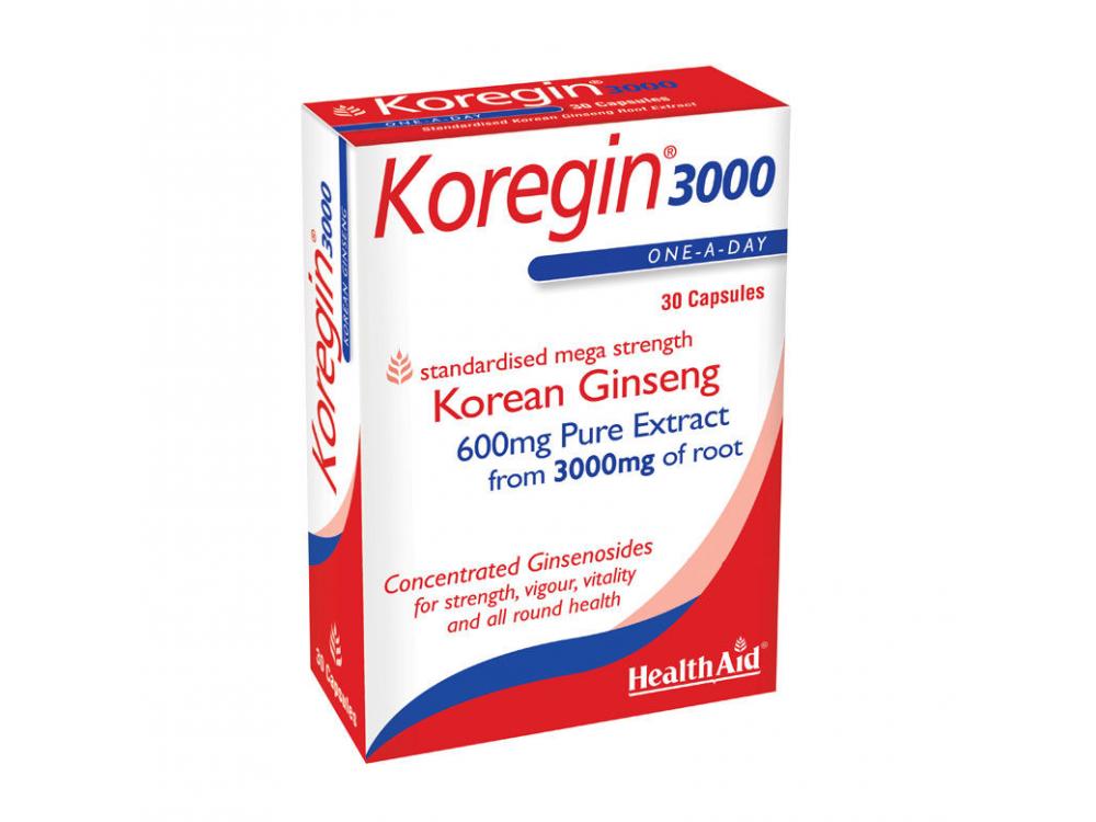 Health Aid Koregin 3000 30caps