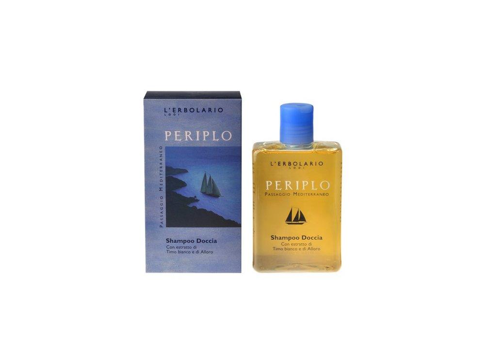 L'erbolario Periplo Ανδρικό Σαμπουάν & Αφρόλουτρο 250 ml