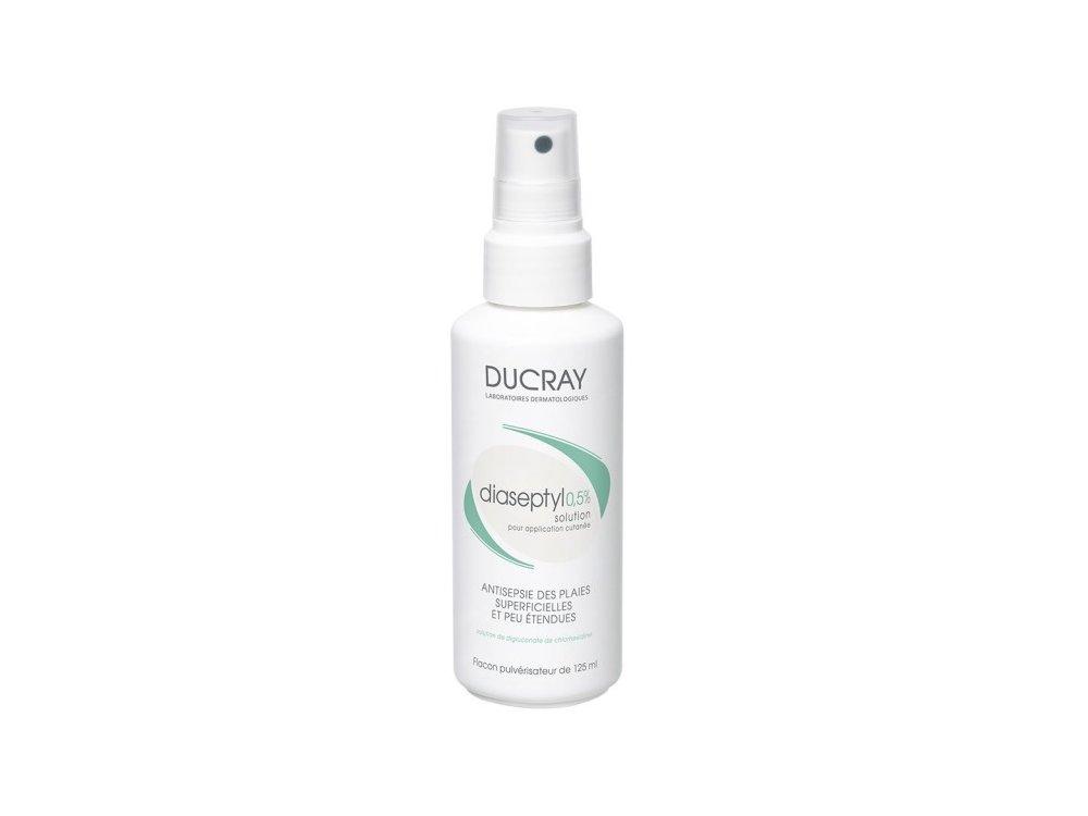 Ducray Diaseptyl Spray - Φιαλίδιο σπρέι 125ml