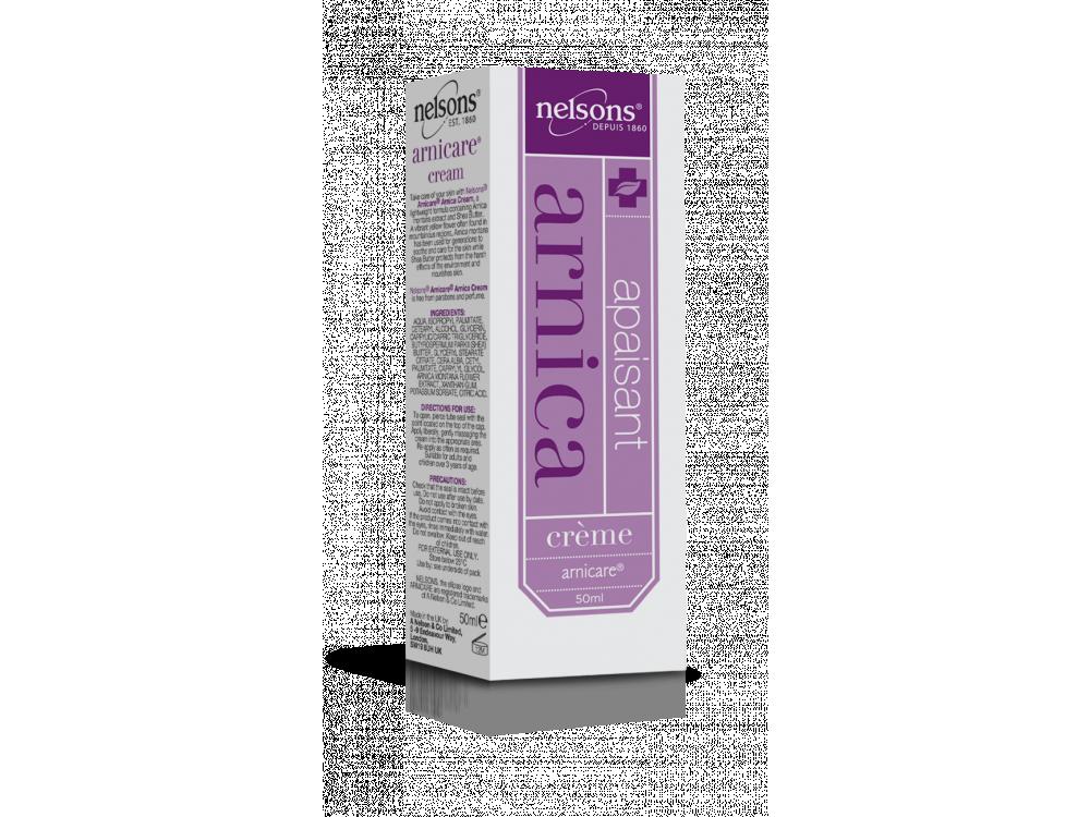 Power Health Nelsons Soothing Arnicare Cream Κρέμα Άρνικας για Ανακούφιση & Αναζωογόνηση, 50ml