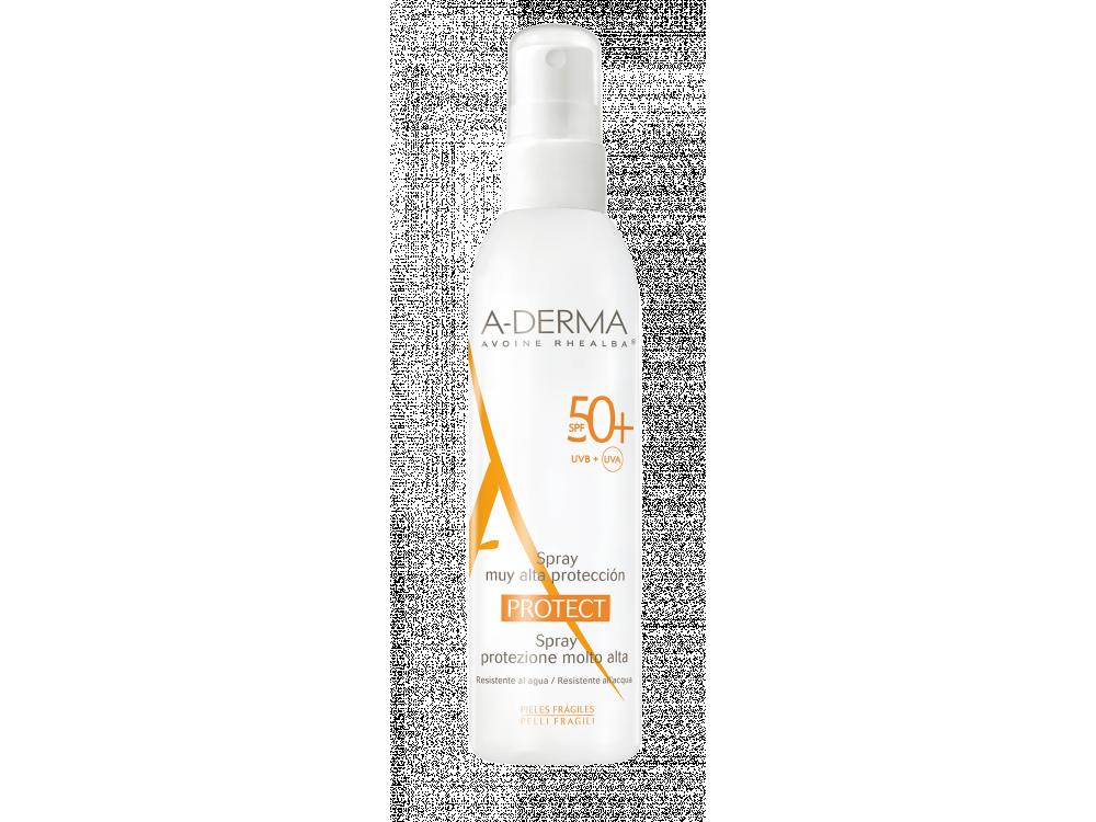 A-derma PROTECT Spray SPF 50+ 200 ml