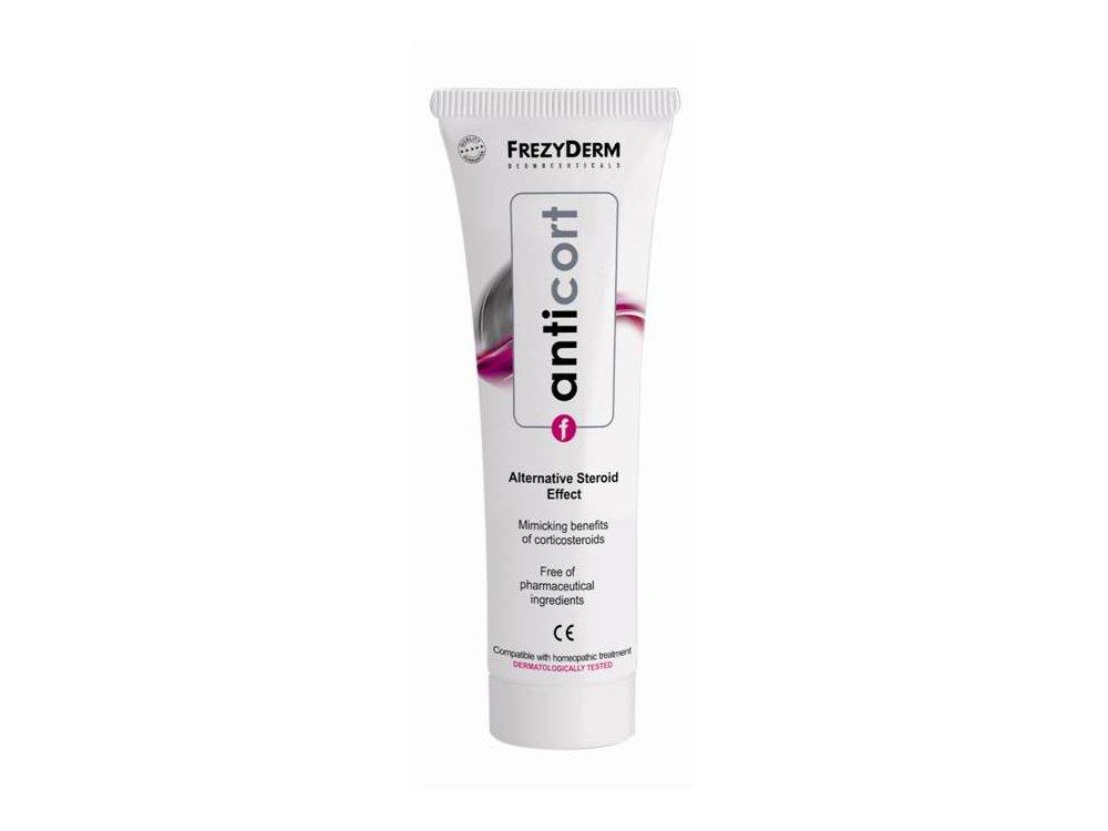 Frezyderm Anticort Cream Κρέμα Στεροειδούς Δράσης Χωρίς Κορτιζόνη, 50ml