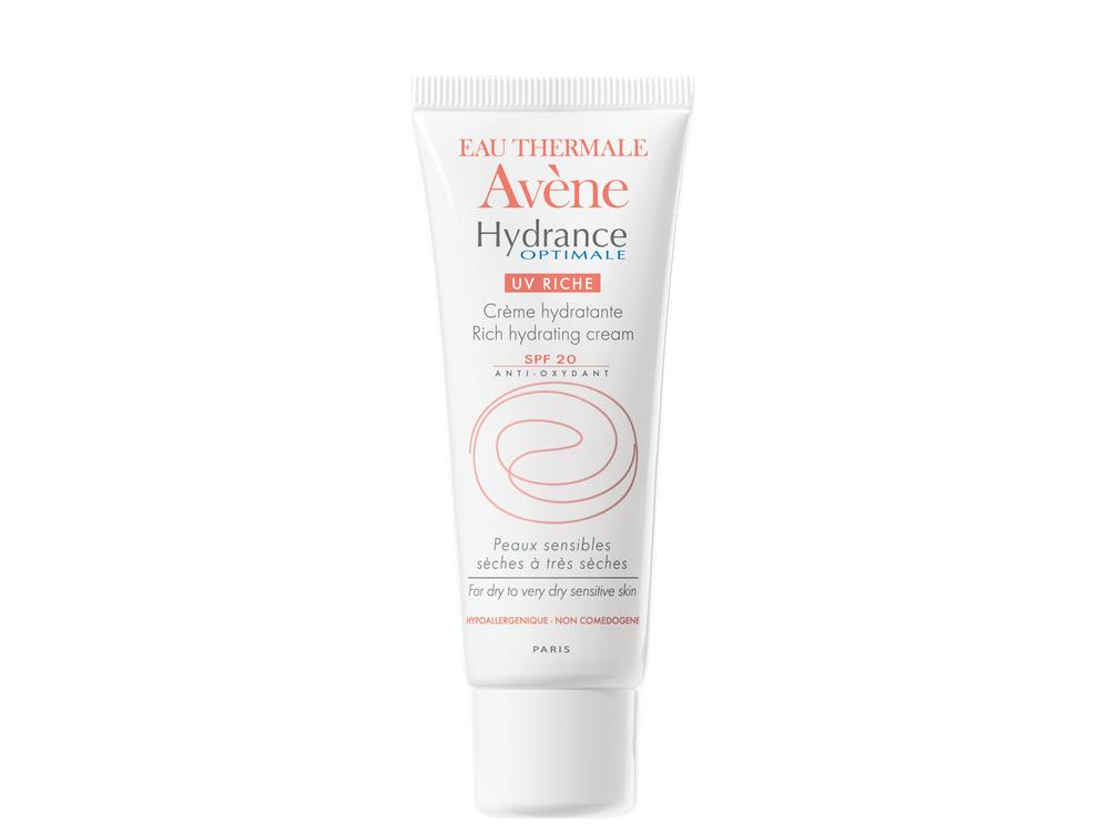 Avene Hydrance Optimale UV riche Σωληνάριο 40ml