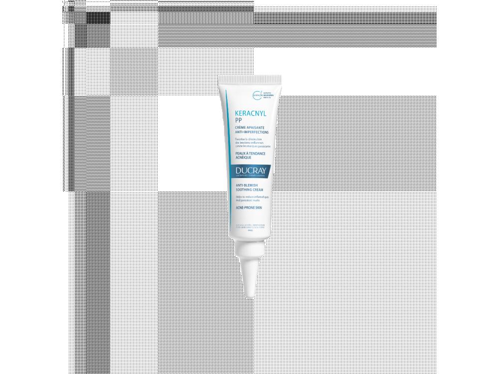 Ducray - Keracnyl PP crème - 30ml