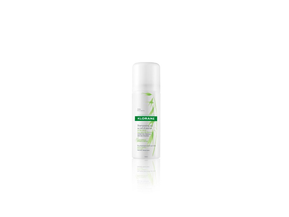 Klorane Dry shampoo για καθαρά και ανάλαφρα μαλλιά με όγκο - 50ml