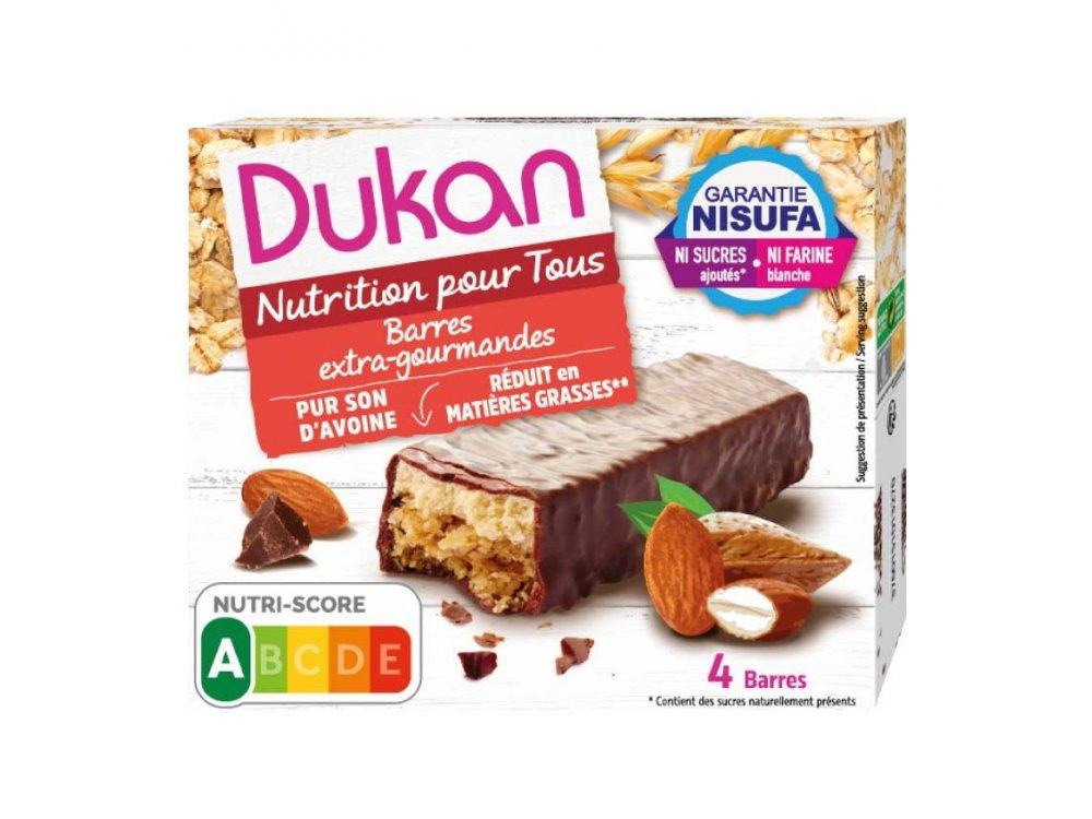Dukan Γκοφρέτες βρώμης με Σοκολάτα , 4τμχ 120gr