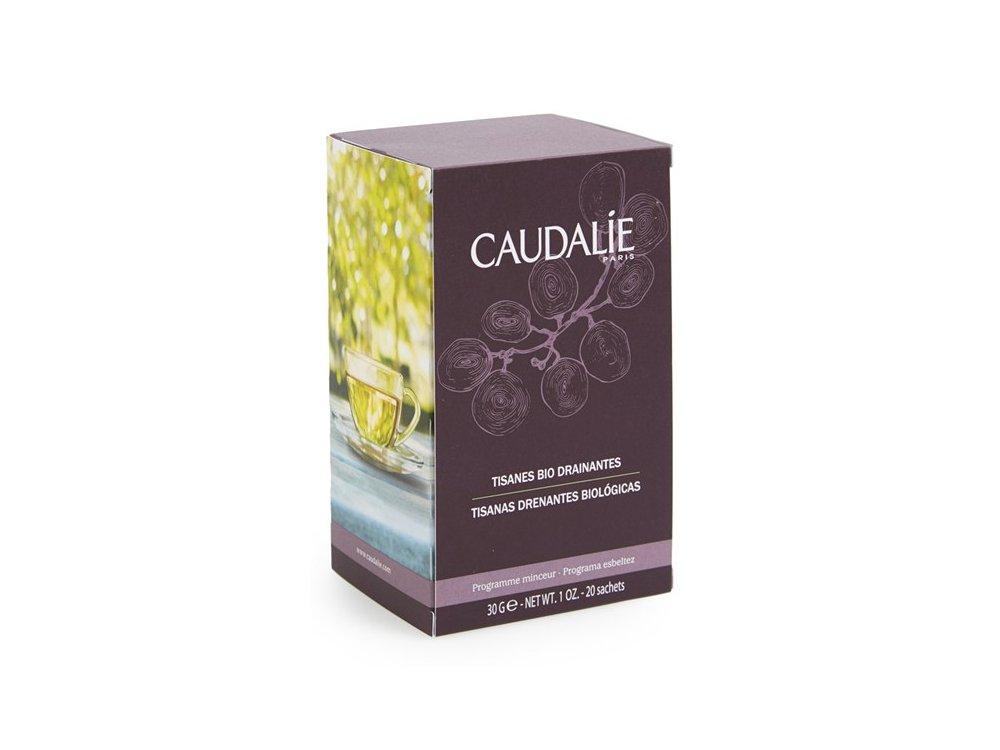 Caudalie Draining Organic Herbal Teas - 30gr