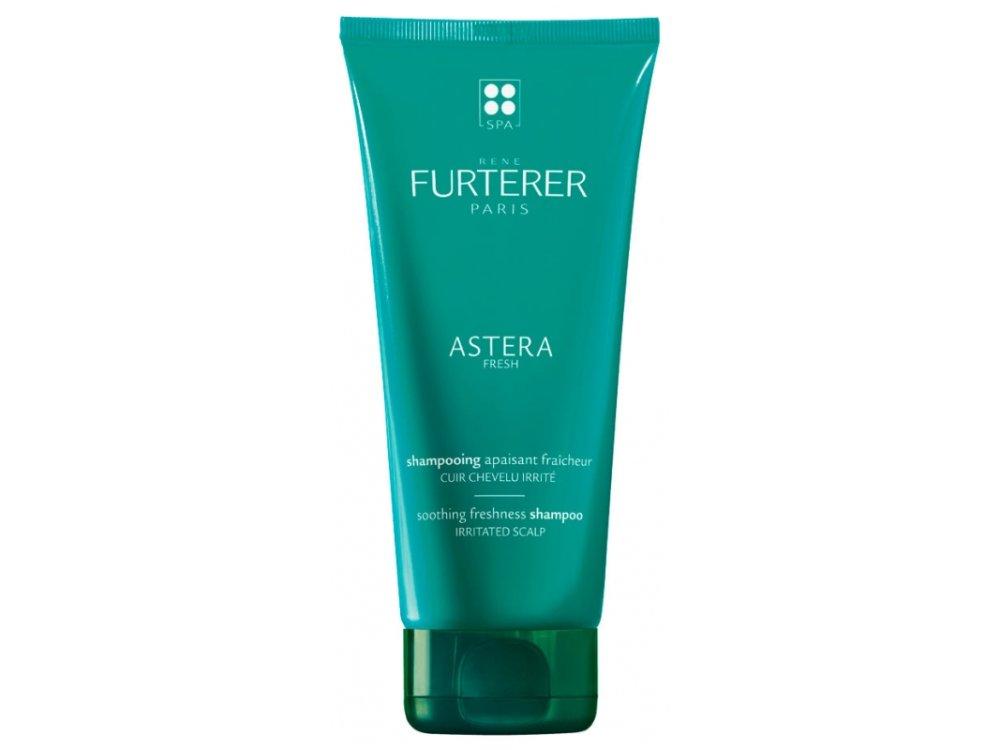 Rene Furterer Astera Shampoo Fresh, Καταπραϋντικό & Δροσιστικό Σαμπουάν για το Ερεθισμένο Τριχωτό, 200ml