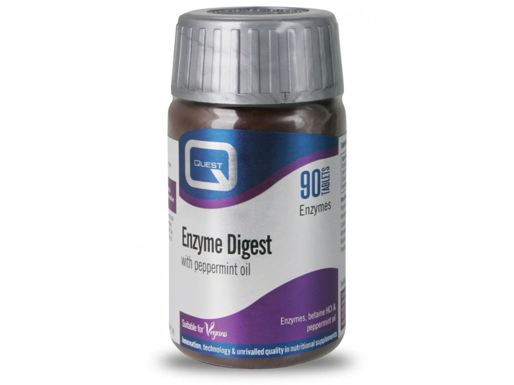 Quest Enzyme Digest 90tabs