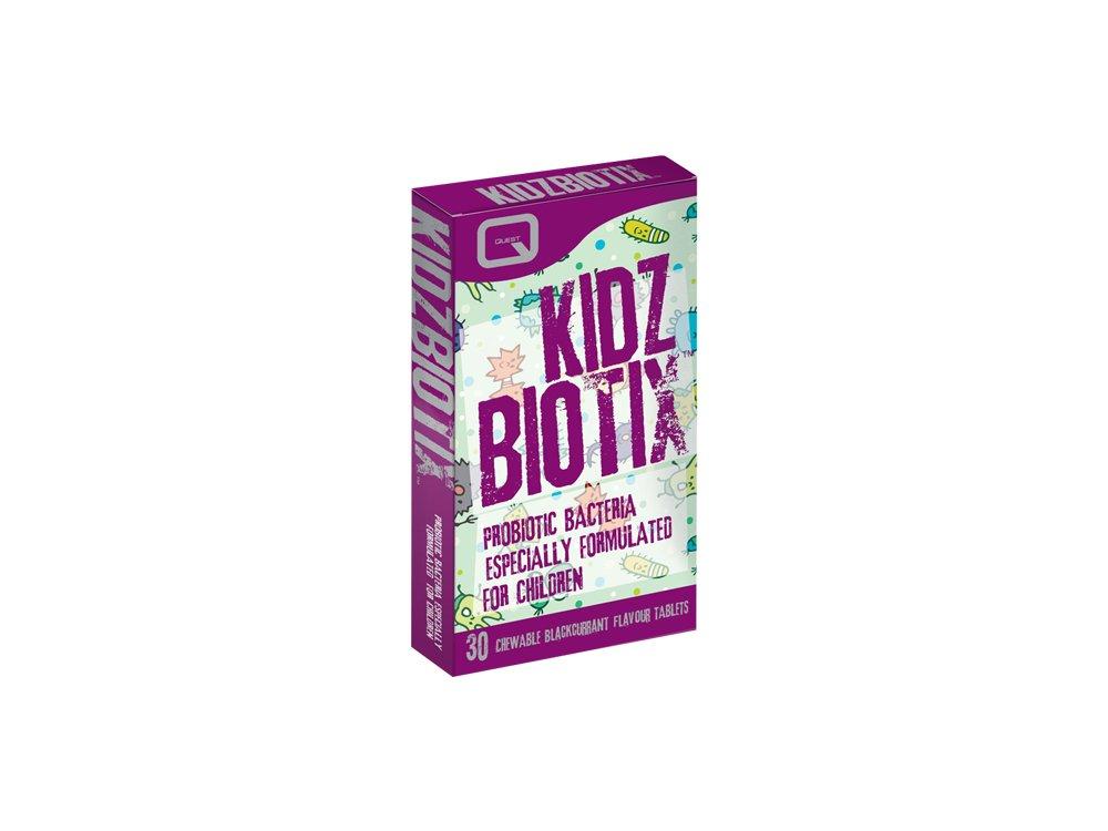 Quest KidzBiotix 30tabs