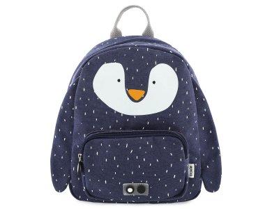 Trixie Backpack Mr. Penguin, Σακίδιο-Τσάντα Πλάτης, Πιγκουίνος, 23 x 31 x 12 cm, 1τμχ