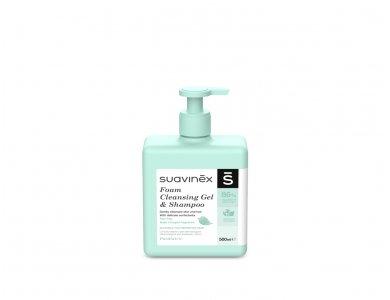 Suavinex Αφρόλουτρο Για Σώμα & Μαλλιά 500ml