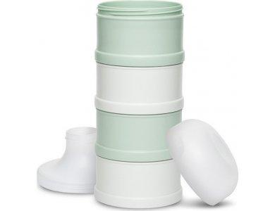 Suavinex Δοσομετρητής Σκόνης Γάλακτος, Θήκη 4 Δόσεων, Πράσινος