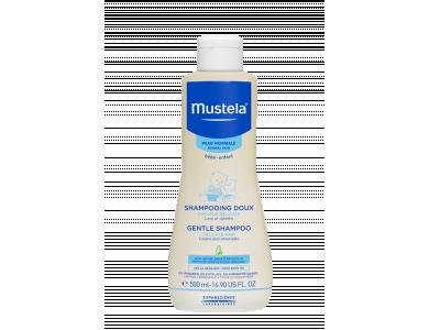 Mustela Bebe Gentle Shampoo, Απαλό Σαμπουάν, 500ml