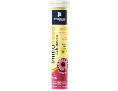 My Elements Immuneed Echinacea 250mg με Γεύση Λεμόνι 20tabs