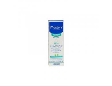 Mustela Stelatopia Emollient Face Cream, Μαλακτική Κρέμα Προσώπου, 40ml