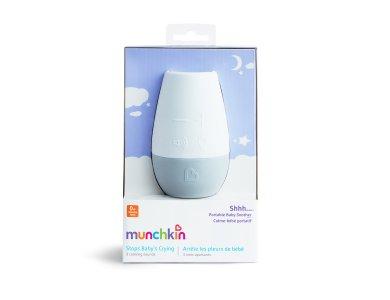Munchkin Shhh..Sleep, Φορητό Μηχάνημα Νανουρίσματος με Λευκούς Ήχους