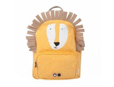Trixie Backpack Mr. Lion, Σακίδιο-Τσάντα Πλάτης, Λιοντάρι, 23 x 31 x 12 cm, 1τμχ