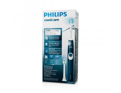 Philips Sonicare Protective Clean 4300 Blue HX6801/08, Ηλεκτρική Οδοντόβουρτσα