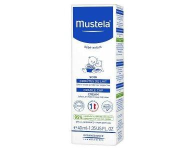 Mustela Cradle Cap Cream, Κρέμα για τη Νινίδα, 40ml