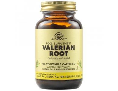 Solgar Valerian Root 520mg 100Vegs.Caps
