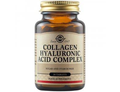 Solgar Hyalouronic Acid Complex 30tabs