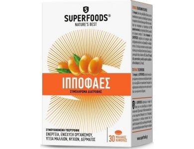Superfoods Ιπποφαές 30caps