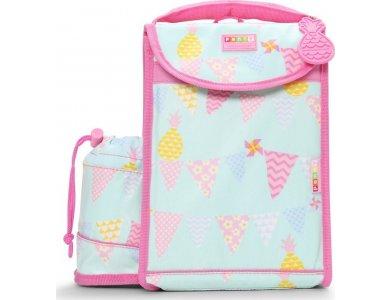 Penny Scallan Backpack Kinder, Pineapple Bunting, Σακίδιο-Τσάντα Πλάτης φαγητού