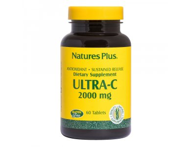 Nature's Plus Ultra C 2000 mg Rose Hips 60tabs