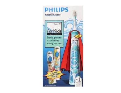 Philips Sonicare For Kids, Παιδική Ηλεκτρική Οδοντόβουρτσα 4+ Ετών, HX6311/07