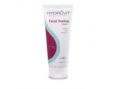 Hydrovit Facial Peeling Cream Απολέπιση & Αναζωογόνηση, 100ml