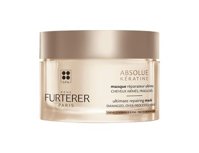 Rene Furterer Absolue Keratine, Μάσκα Αναδόμησης για Κανονικά & Λεπτά Μαλλιά, 200ml