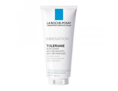 La Roche Posay Toleriane Innovation Caring Wash, Καθαρισμός Προσώπου για την Ευαίσθητη Επιδερμίδα 200ml
