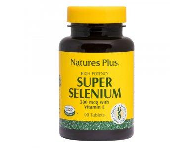 Nature's Plus Super Selerium 90tabs
