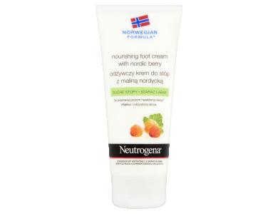 Neutrogena Κρέμα Ποδιών Θρέψης με Nordic Berry για Ξηρά Πόδια 100ml
