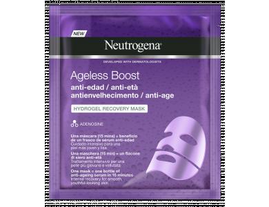 Neutrogena Ageless Boost The smart smoother Hydrogel Μάσκα Προσώπου Αναδόμησης 30ml