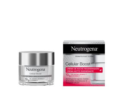 Neutrogena® Cellular Boost Κρέμα Νυκτός Αντιγηραντική κρέμα προσώπου 50ml