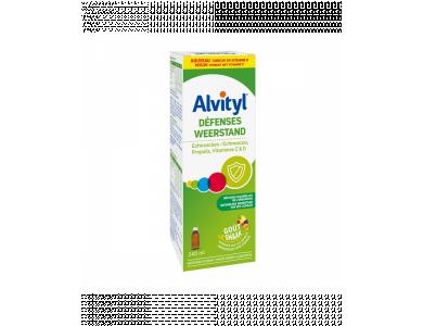 Alvityl  Defenses Με Eχινάκια 240ml