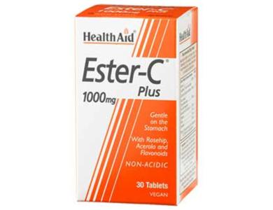 Health Aid Balanced Ester C 1000mg 30tabs