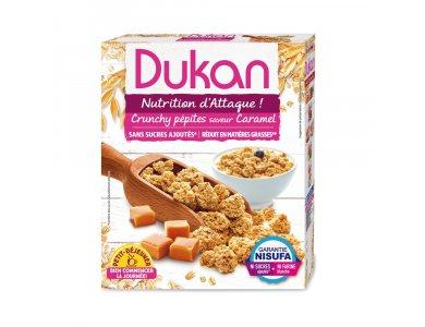 Dukan Δημητριακά (Clusters) με γεύση Kαραμέλα, 350gr